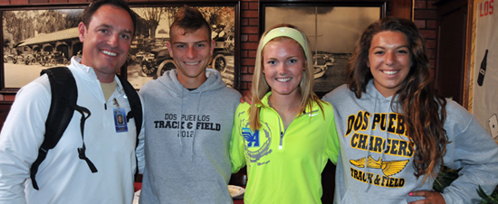 SBAA bolsters local running programs for student-athletes