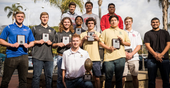 New year begins with Noozhawk introducing All-South Coast Football Team